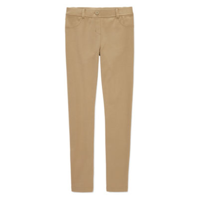 IZOD® Stretch Jeggings - Girls 4-16 and Plus