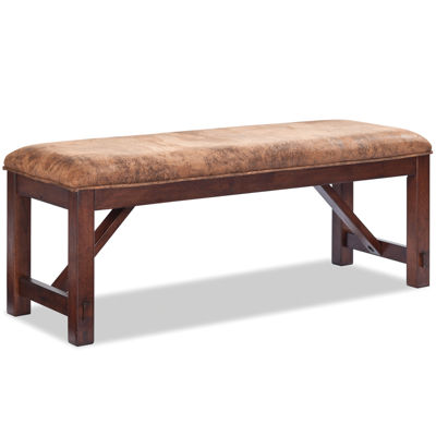 Bear River Dining Bench