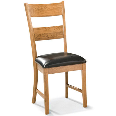 Breeland Set of 2 Ladder-Back Dining Chairs