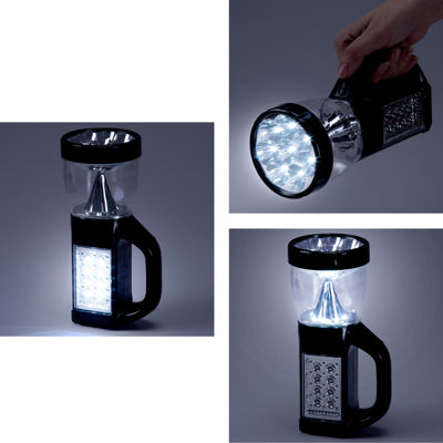 Stalwart 3-Way 24-LED Emergency Flashlight