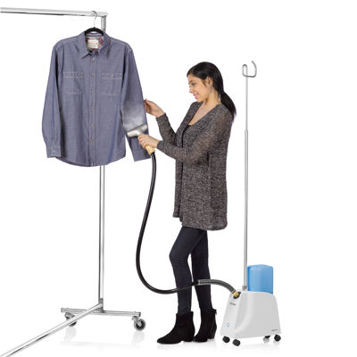 Reliable Vivio 150GC Professional Grade Garment Steamer With Cast Metal Steam Head