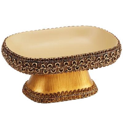 Avanit® Braided Medallion Soap Dish