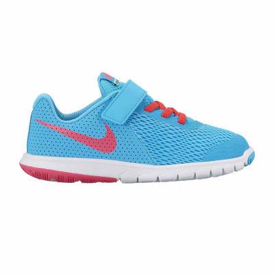 Nike Flex Experience 5 Girls Running Shoes - Little Kids