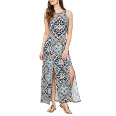 London style maxi dress