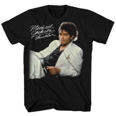 Michael Jackson Thriller Pop King Graphic Tee