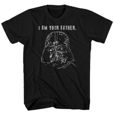 Star Wars Darth Vader Big Reveal Graphic Tee