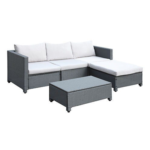 Azura 5-pc. Patio Sectional