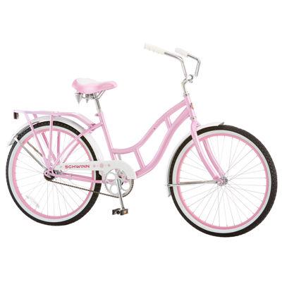 """Schwinn Destiny 24"""" Girls Cruiser Bike"""
