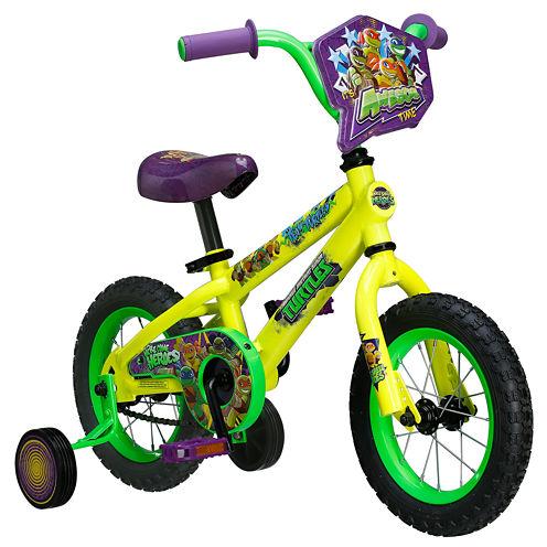 Teenage Mutant Ninja Turtles Boys BMX Bike
