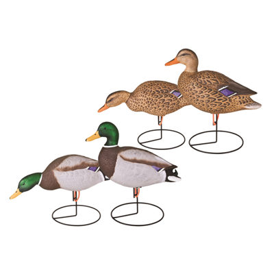 "Flambeau Full Body Mallard Decoys 18"" - 6 Pack"