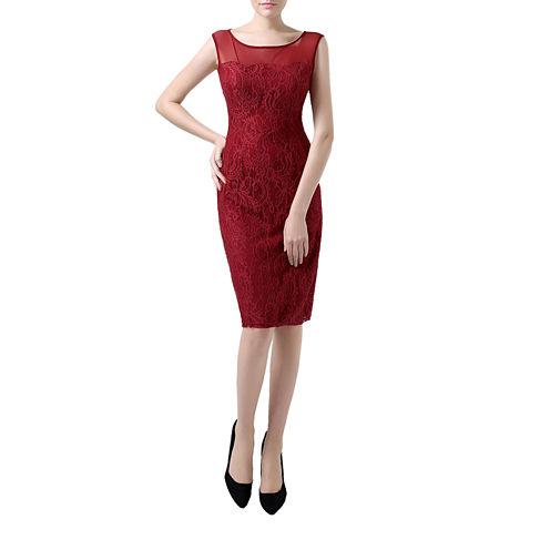 Phistic Riley Sleeveless Sheath Dress