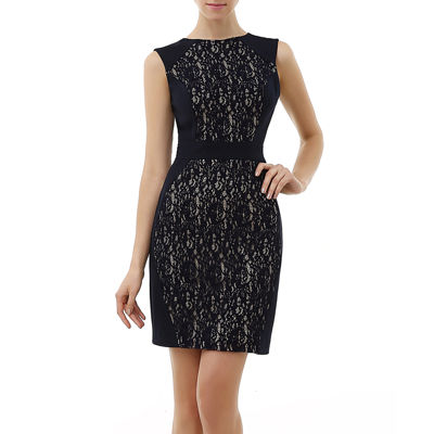 Phistic Kerrie Sleeveless Sheath Dress