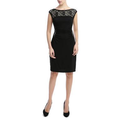 Phistic Mila Sleeveless Sheath Dress-Plus