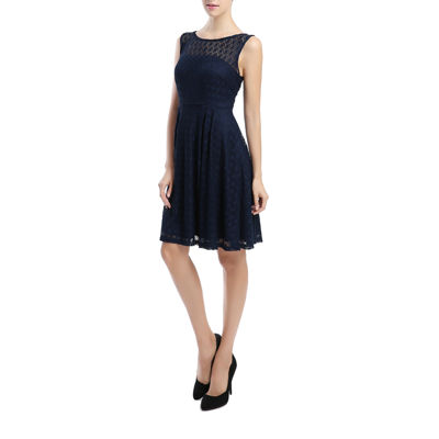 Phistic Heather Sleeveless Fit & Flare Dress