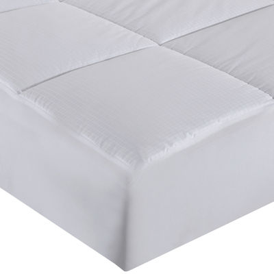 Stayclean 400 Thread Count Water and Stain Resistant Mattress Pad