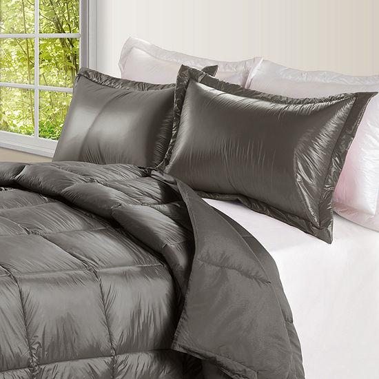 PUFF Down Alternative Indoor/Outdoor Water-Resistant Comforter