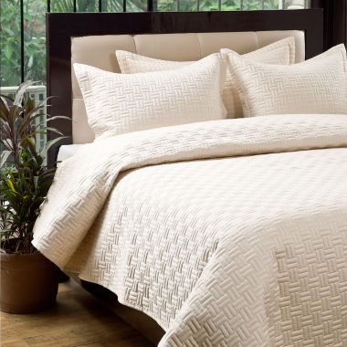 Textrade Oxford 3-pc. Coverlet Set