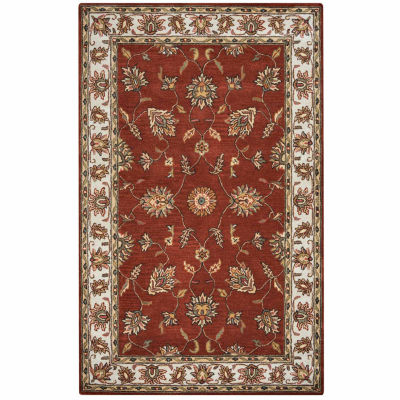 Rizzy Home Volare Border Rectangular Rugs