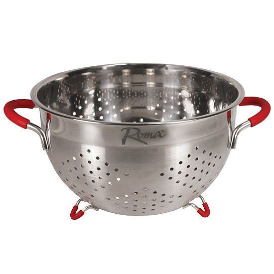 Weston Stainless Steel 5.5-qt. Colander