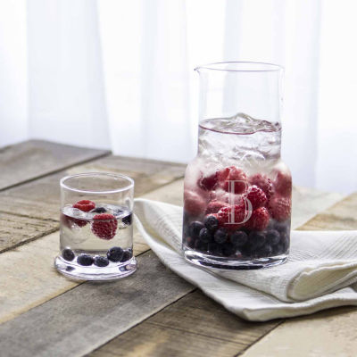 Cathy's Concepts Personalize Bedside Water Carafe Set