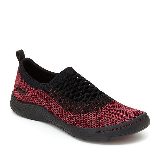J Sport By Jambu Womens Joy Slip-On Shoe Round Toe