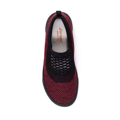 J Sport By Jambu Womens Joy Slip-On Shoe Closed Toe