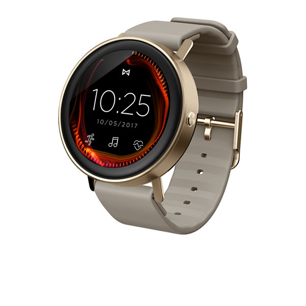 Misfit Vapor Unisex Brown Smart Watch-Mis7002