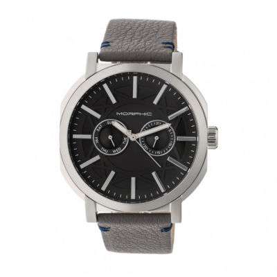 Morphic Unisex Gray Bracelet Watch-Mph6203