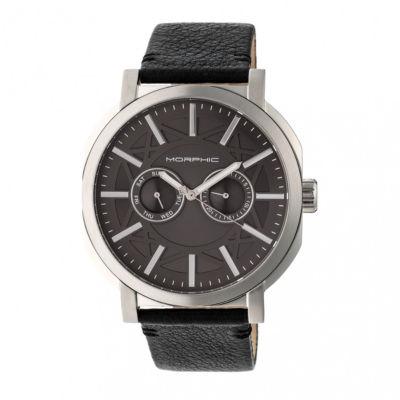 Morphic Unisex Black Bracelet Watch-Mph6202