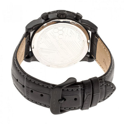 Morphic Unisex Black Bracelet Watch-Mph6006