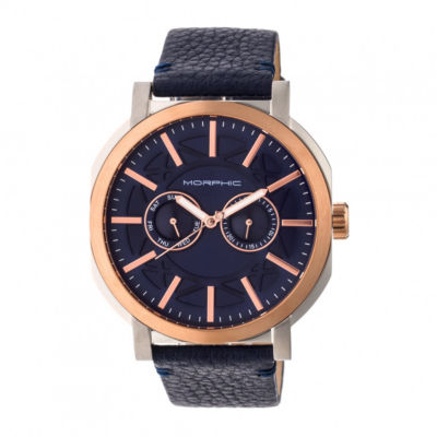 Morphic Unisex Blue Bracelet Watch-Mph6206