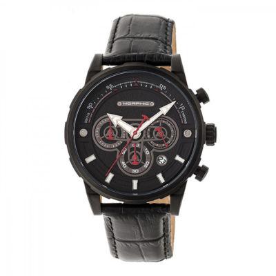 Morphic Unisex Black Bracelet Watch-Mph6005