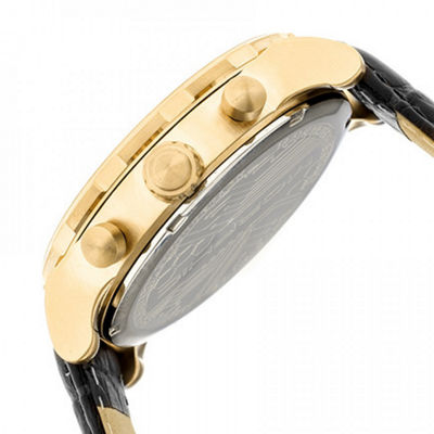 Morphic Unisex Black Bracelet Watch-Mph6003