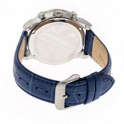 Morphic Unisex Blue Bracelet Watch-Mph6002