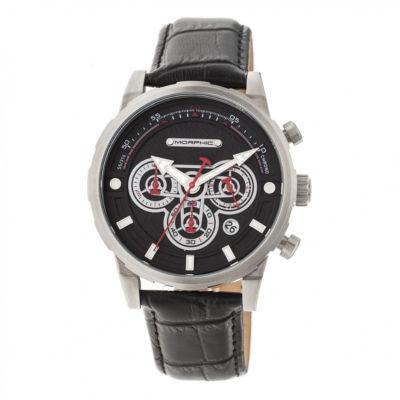 Morphic Unisex Black Bracelet Watch-Mph6001