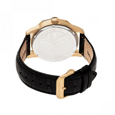 Morphic Unisex Black Bracelet Watch-Mph5604