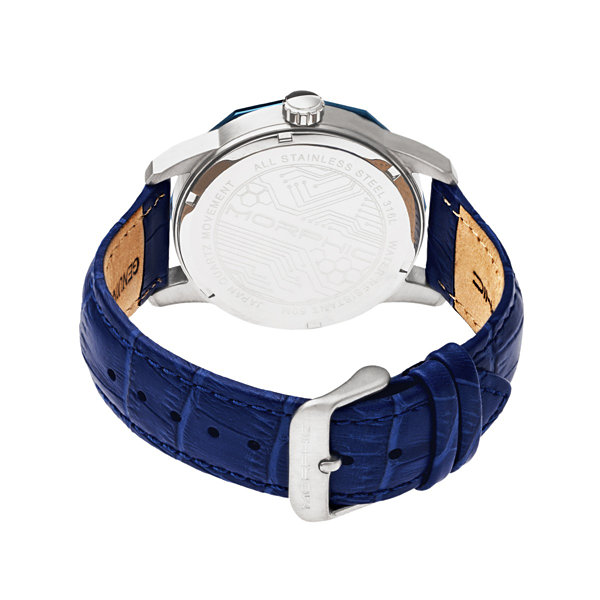 Morphic Unisex Blue Bracelet Watch-Mph5602