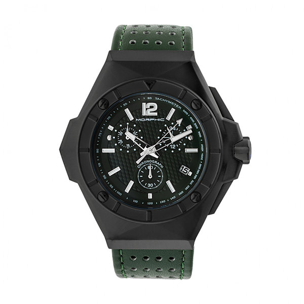 Morphic Unisex Green Bracelet Watch-Mph5505
