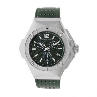 Morphic Unisex Green Bracelet Watch-Mph5502
