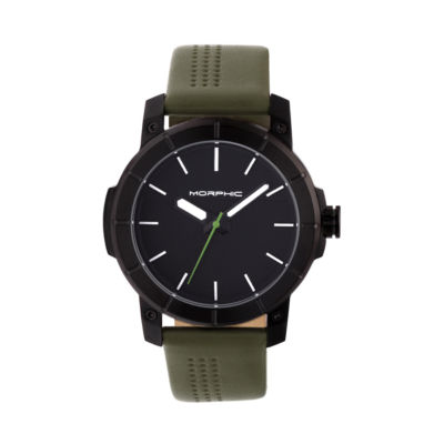 Morphic Unisex Green Bracelet Watch-Mph5407