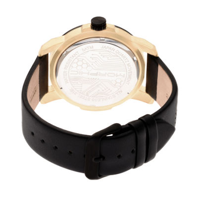Morphic Unisex Black Bracelet Watch-Mph5405