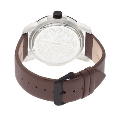 Morphic Unisex Brown Bracelet Watch-Mph5404