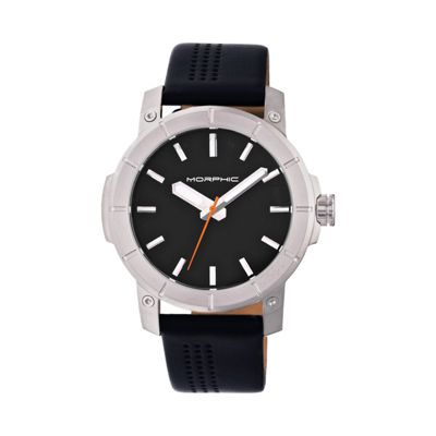 Morphic Unisex Black Bracelet Watch-Mph5401