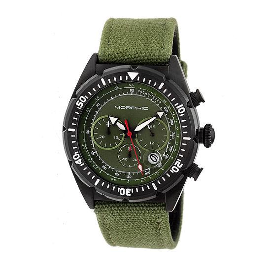 Morphic Unisex Green Bracelet Watch Mph5306