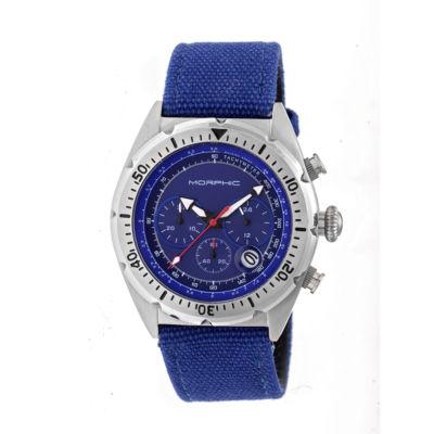 Morphic Unisex Blue Bracelet Watch-Mph5303