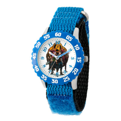 Avengers Avengers Boys Blue Strap Watch-Wma000243