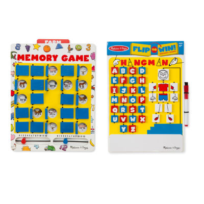 Melissa & Doug® Flip to Win Bundle