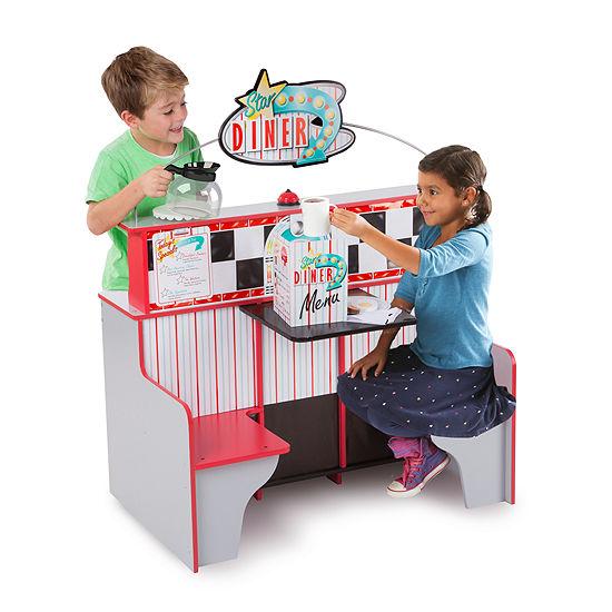Melissa & Doug Lets Play- Diner Bundle