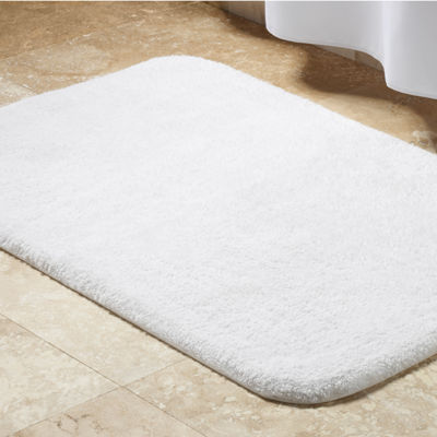 So Chic Raised Border 18-pk Bath Rug