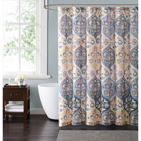 Style 212 Justine Shower Curtain Shower Curtain